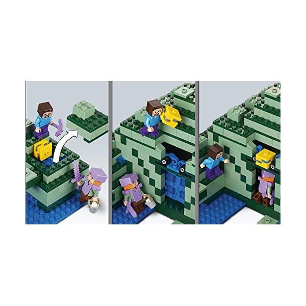 レゴ(LEGO)マインクラフト 海底遺跡 2...の紹介画像11