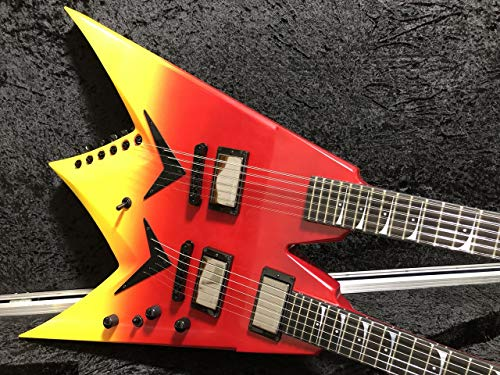 DEAN USA CUSTOM SHOP VMNT Dave Mustaine DOUBLE NECK/Blood Lust
