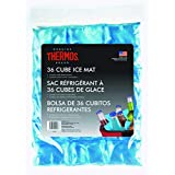 Thermos 36 Cube Reusable Ice Mat, Silver, IP5036TRI