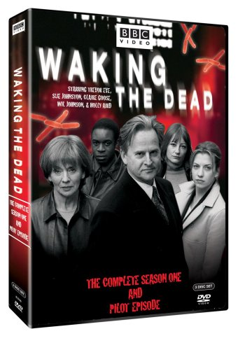 Waking the Dead: Season 1 & Pilot Episode [DVD] [Import]