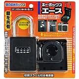 杉田エース 鍵 保管箱 ボックスタイプ キーボックスエース PA-301