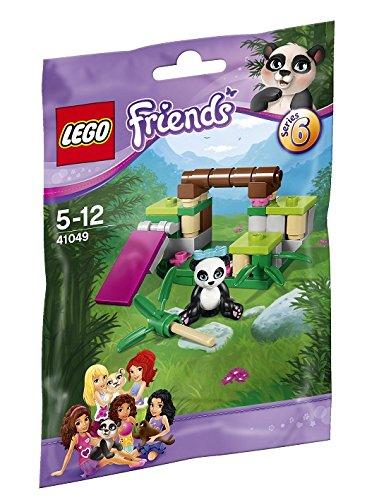 レゴ フレンズ パンダとラッキーバンブー 41049