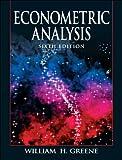 Econometric Analysis (6th Edition)
