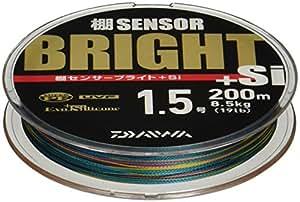 ダイワ(Daiwa) ライン 棚センサーブライト+Si 0.8号 200m