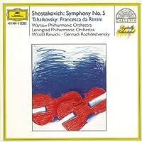 Tchaikovsky: Francesca Da Rimi
