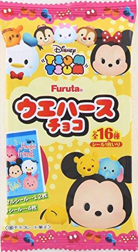 フルタ ウエハースチョコ(ディズニーツムツム) 1枚×10袋