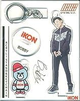 韓国 iKON BOBBY バビー アクリルスタンドキーホルダー