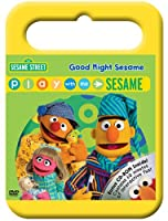 Play With Me Sesame: Goodnight Sesame [DVD] [Import]
