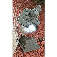 Mayze Dragon Orb像デザインのプロテクターORB Statue Dragon Deco
