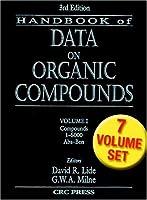 CRC Handbook of Data on Organic Compounds
