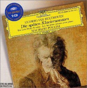 ベートーヴェン : 後期ピアノ・ソナタ集