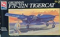 Grumman F7F-2/2N Tigercat By AMT Scale 1:48 [並行輸入品]
