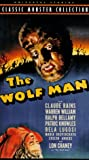 The Wolf Man [VHS] [Import]