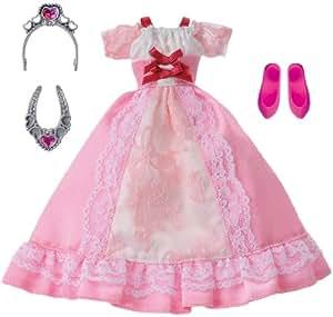 リカちゃん ドレス LW-12 プリンセス (ピンク)