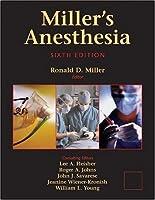 Miller's Anesthesia: 2-Volume Set