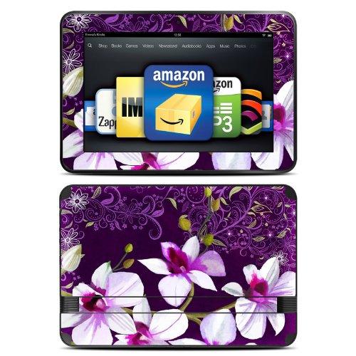 DecalGirl スキンシール Kindle Fire HD 8.9専用スキン - Violet Worlds