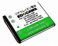 EDOGAWA FUJIFILM NP-45互換バッテリー ED-BAT223604