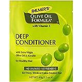 Palmer's Olive Oil Formula Deep Conditioner Protein Pack 60g (Pack of 6) - パーマーのオリーブオイル式深いコンディショナータンパク質パック60グラム...