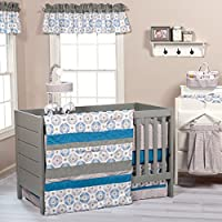 Trend Lab 3 Piece Monaco Crib Bedding Set [並行輸入品]