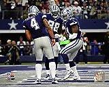 Ezekiel Elliott Dak Prescott Dez Bryant Dallas Cowboys 2016 Action Photo (8 x 10) [並行輸入品]