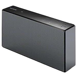 SONY 2.1ch ワイヤレスポータブルスピーカー Bluetooth対応 サブウーファー搭載 ブラック SRS-X55/B
