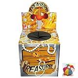 【抽選】イベントボックス トレジャー(1個)/ お楽しみグッズ(紙風船)付きセット [おもちゃ&ホビー]