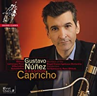 Capricho-Music for Bassoon & Strings