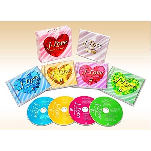 邦楽 オムニバス CDアルバム 『J-LOVE』 (CD4枚...