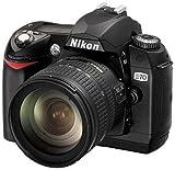 Nikon D70 デジタル一眼レフカメラレンズキット [AF-SDX ズームニッコールED18-70 F3.5~4.5G(IF)セット