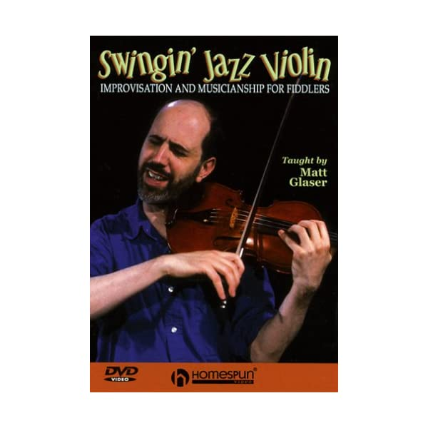 Swingin Jazz Violin [DVD...の商品画像