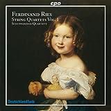 F.リース:弦楽四重奏曲集 第1集 (Ries: String Quartets, Vol. 1)