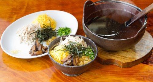 鳥しんの奄美鶏飯セット(2人前)