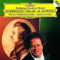 Mozart: Symphonies Nos. 40 & 41 by James Levine (2014-08-13)