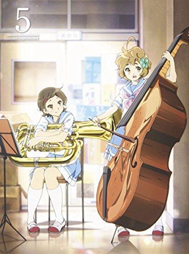 響け!ユーフォニアム2 5巻 [Blu-ray]