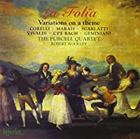 La Folia variations by Purcell Quartet (1998-03-10)