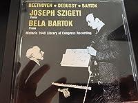 A Sonata Recital: Bartok, Szigeti(Violin)