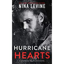 Hurricane Hearts: A Motorcycle Club Romance