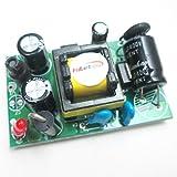 HiLetgo 5V1.5A 7.5W スイッチ電源モジュール LED電源ボード 220V AC-DC降圧モジュール [並行輸入品]