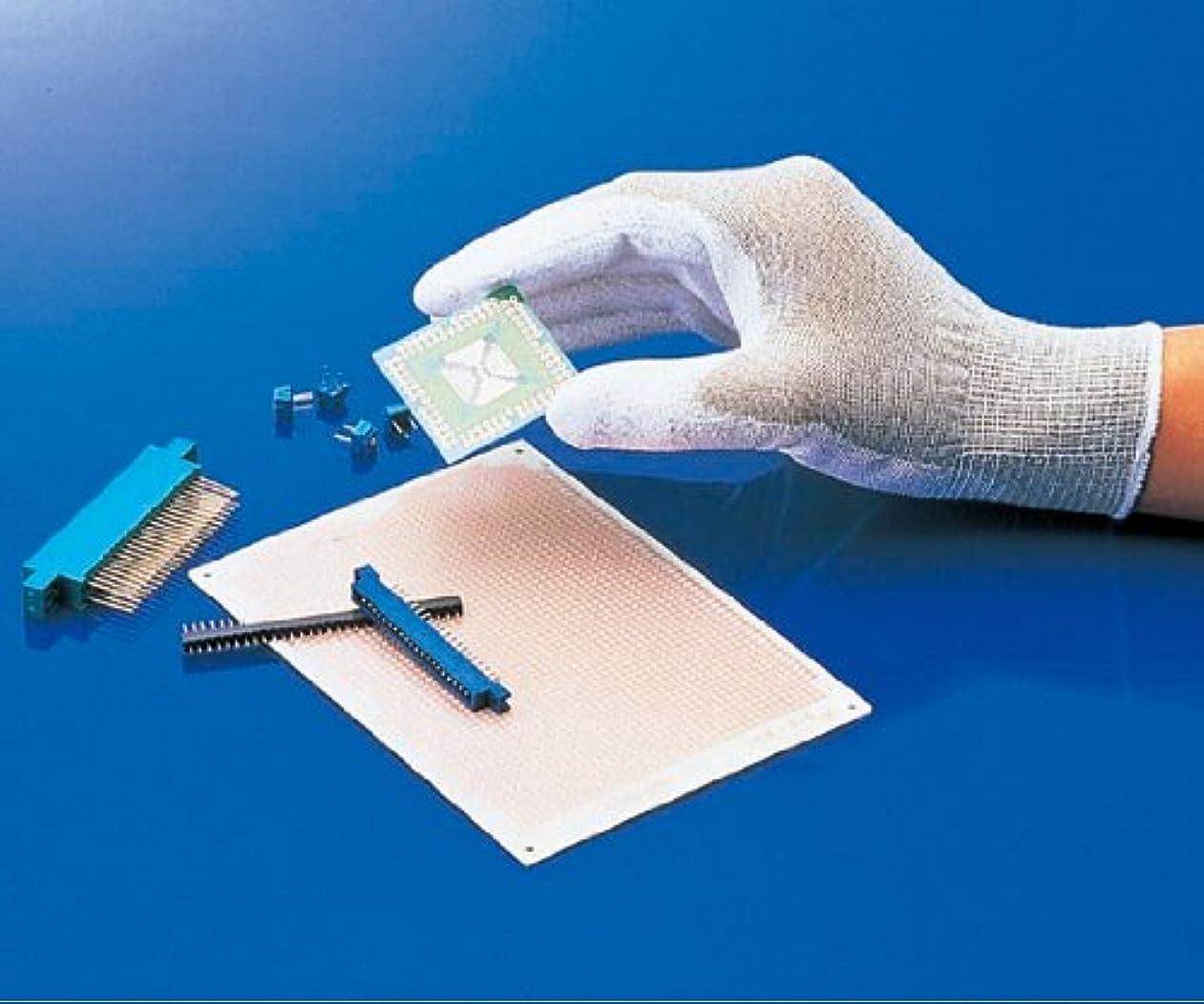遠洋の著作権菊ショーワグローブ9-1009-12制電パームフィット手袋M
