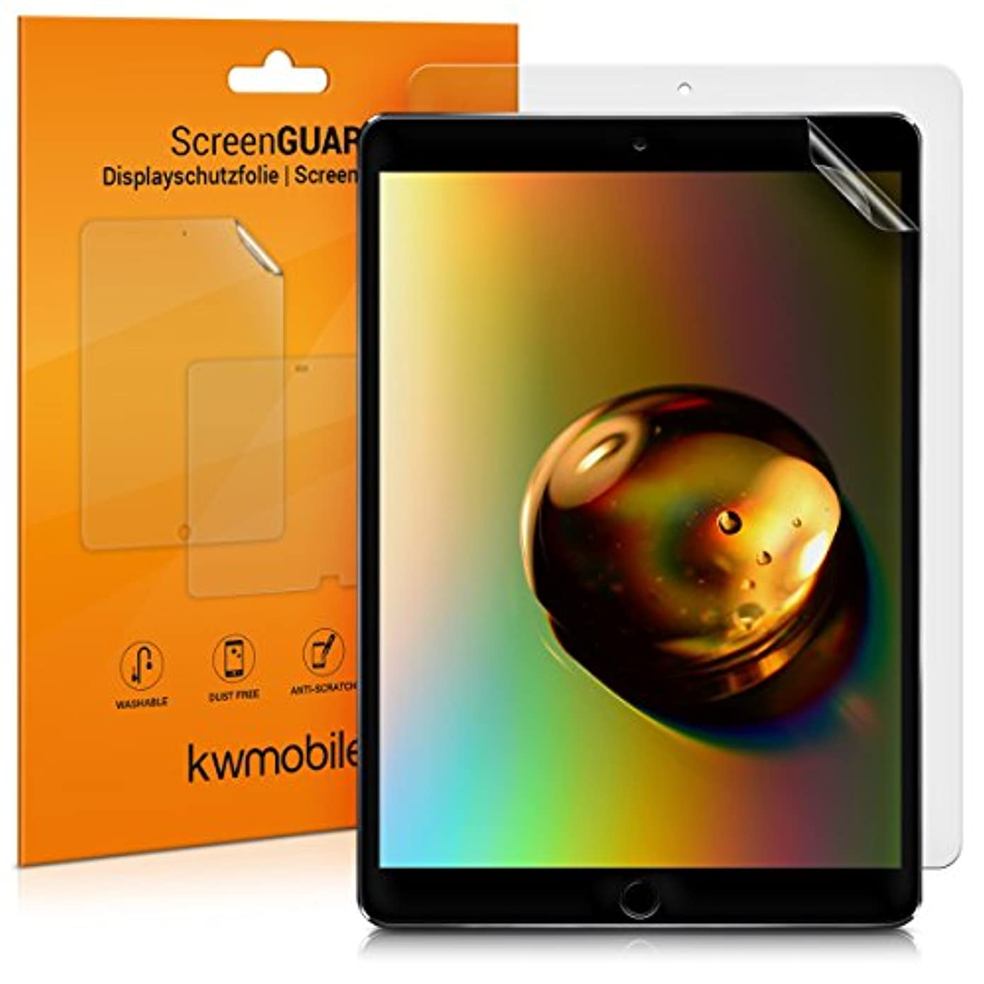 億引用シャイニングkwmobile 2x Apple iPad Pro 10,5