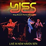 Live In New Haven 1974 画像