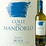 フェウド・モントーニ 2012 コッレ・デル・マンドルロ・ビアンコ イタリア・シチリア 750ml 白ワイン