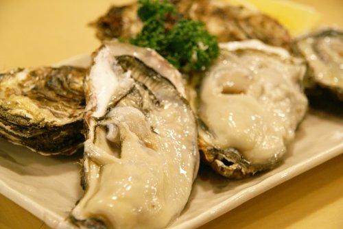 北海道・牡蠣(かき)(殻付き 生)知内産【牡蛎】Lサイズ20個【生食用】