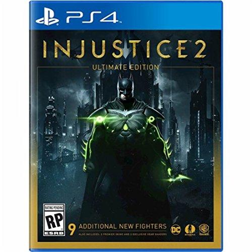 Injustice 2 Ultimate Edition PlayStation 4 インジャスティス 2 アルティメットエディション プレイステーション4 北米英語版 [並行輸入品]
