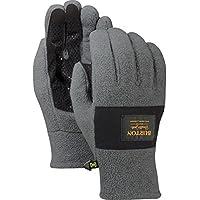 (バートン) Burton メンズ スキー?スノーボード グローブ Burton Ember Fleece Gloves 2018 [並行輸入品]
