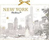 Wand-Adventskalender - New York Christmas