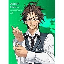 『アクティヴレイド-機動強襲室第八係-2nd』 ディレクターズカット版 DVD Vol.1 BOX付き初回仕様版(各巻4話収録/第2期全3巻)