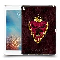 オフィシャルHBO Game of Thrones Stannis ダーク・ディストレス iPad Pro 9.7 (2016) 専用ハードバックケース