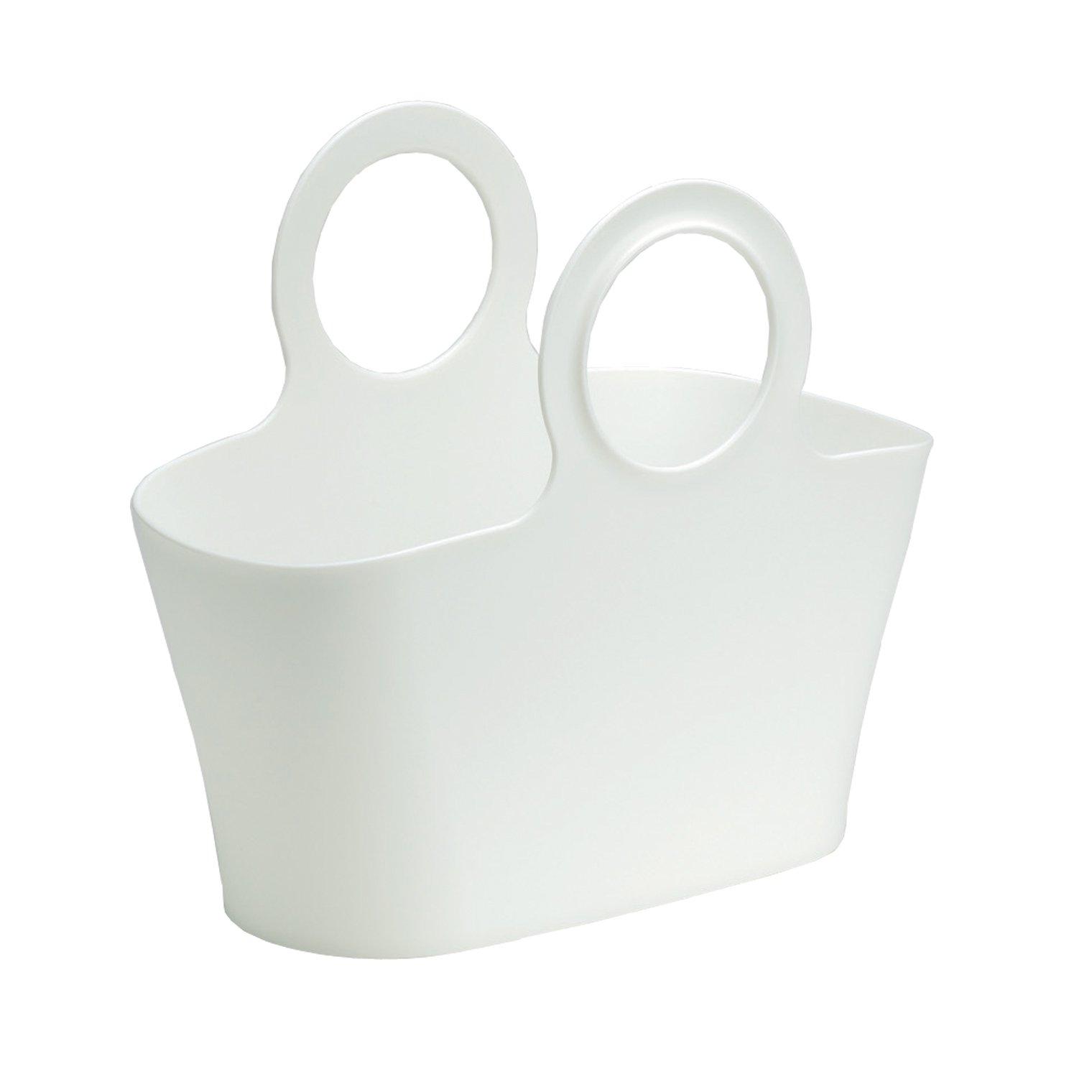 イノマタ化学 トートバッグ オーブ 4480 ホワイト(1コ入)