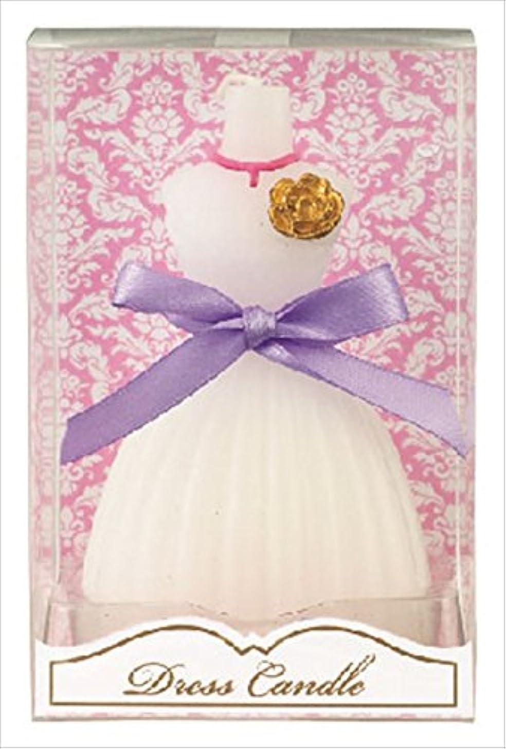 空の乞食同様にカメヤマキャンドル( kameyama candle ) ドレスキャンドル 「 ホワイト 」